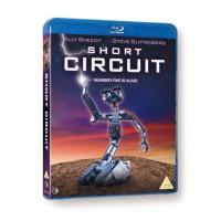 Short Circuit Blu-ray