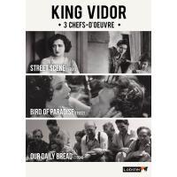 Coffret Vidor 3 films DVD