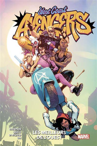 West Coast Avengers: Les Meilleurs de l'Ouest