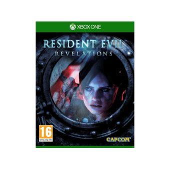 Resident evil revelations MIX XONE