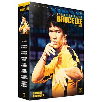 Coffret Bruce Lee DVD