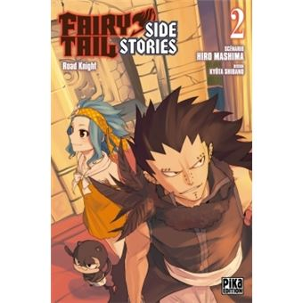 Fairy TailFairy Tail - Side Stories
