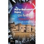 Les enquêtes de Maud Delage (3) : Un festival meurtrier