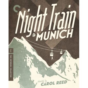 Night Train to Munich Blu-ray