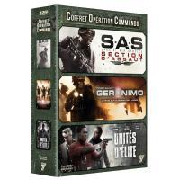 Coffret Opération Commando 3 films DVD