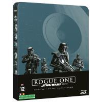 Rogue One : A Star Wars Story Steelbook Blu-ray 3D + 2D
