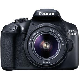 2853d0c338c4d6 Reflex Canon EOS 1300D + Objectif 18-55 mm EF-S IS II - Appareil ...