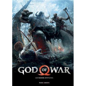 God of warArtbook officiel