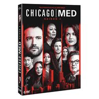 Coffret Chicago Med Saison 4 DVD