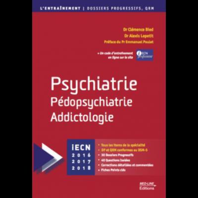 Psychiatrie, pédopsychiatrie, addictologie iECN