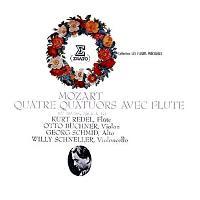 4 quatuors avec flûte