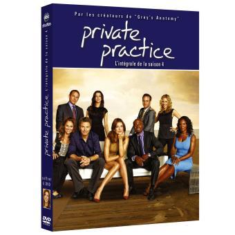Private PracticePrivate Practice - Coffret intégral de la Saison 4 DVD