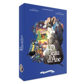 Peau d'Âne Edition Collector 2 DVD