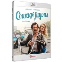 Courage, fuyons Blu-ray