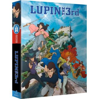 Lupin the ThirdLUPIN THE THIRD L AVENTURE ITALIENNE-FR-BLURAY