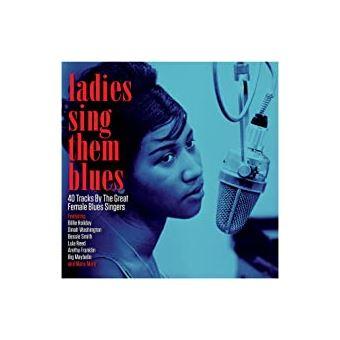 LADIES SING THEM BLUES/2CD