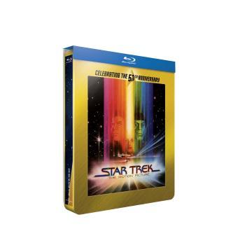 Star TrekStar Trek Le film Edition Collector Steelbook Blu-ray