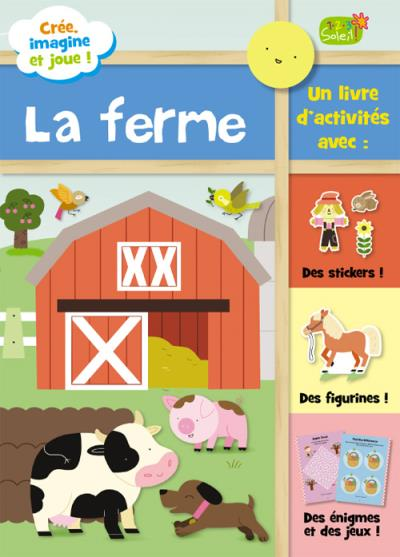 La ferme (coll. imagine et joue)