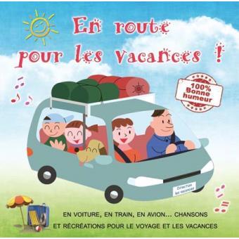 642cd8ed4bcca7 En route pour les vacances   CD album en Gilles Diederichs - Olivia ...