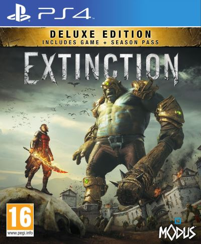 Extinction Edition Deluxe PS4