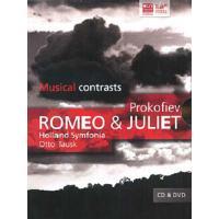 Romeo et Juliette - inclus cd