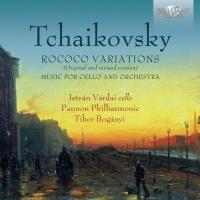 Variations Rococo - Oeuvres pour violoncelle et orchestre