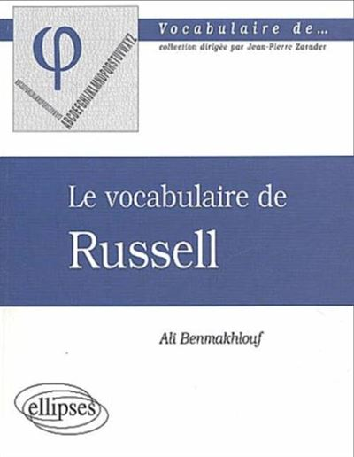 Le vocabulaire de Russel