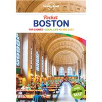BOSTON 2017 POCKET GUIDE LONELY PLANET