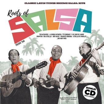 Roots of salsa vol 2
