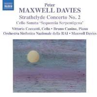 Strathclyde Concerto 2 / Cellosonate
