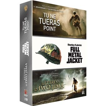 Coffret War DVD