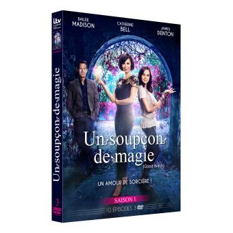 Un soupçon de magieUn soupçon de magie Saison 1 DVD