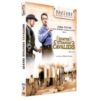 Quatre étranges cavaliers DVD