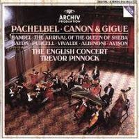 Canon et gigue - Sinfonia - Concerto à cinq