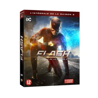 FlashThe Flash Saison 2 DVD