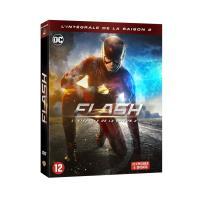 The Flash Saison 2 DVD