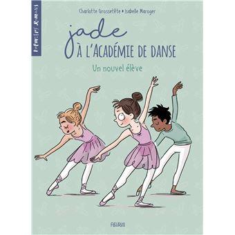Jade à l'Académie de danseUn nouvel élève