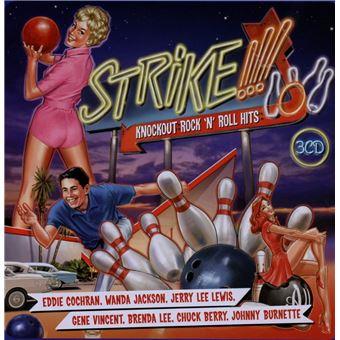 STRIKE!/3CD