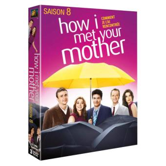 How I met your MotherHow I met your Mother - Coffret intégral de la Saison 8 - DVD