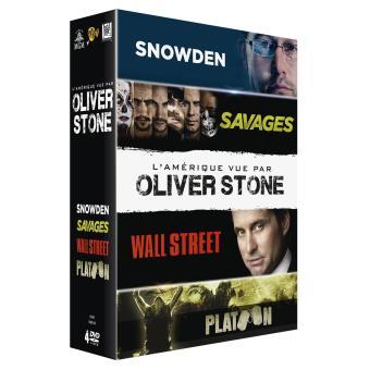Oliver stone/coffret