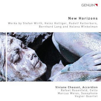 New Horizons Œuvres pour accordéon