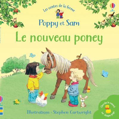 Le nouveau poney Mini-livres