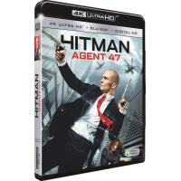Hitman Agent 47 Blu-ray 4K Ultra HD