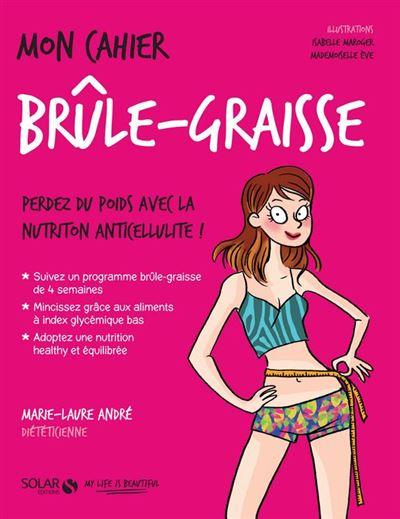 Mon cahier Brûle-graisse - 9782263150418 - 4,99 €
