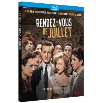 RENDEZ VOUS DE JUILLET-FR-BLURAY