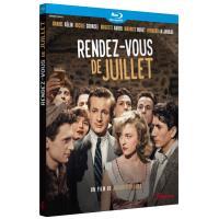 Rendez-vous de juillet Blu-ray