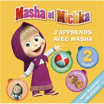Masha et MichkaJ'apprends avec Masha