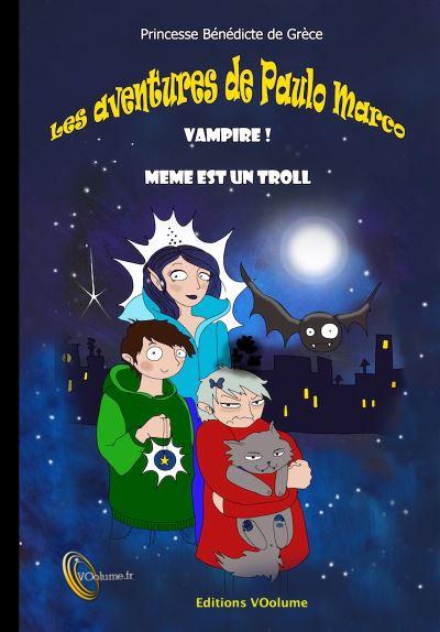 Vampire ! Mémé est un troll