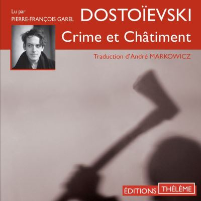 Crime et châtiment - 9791025600252 - 24,99 €
