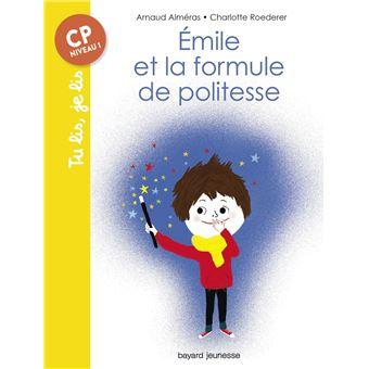 Émile et la formule de politesse
